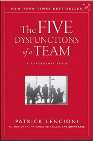 5dysfunctionsofateam_book