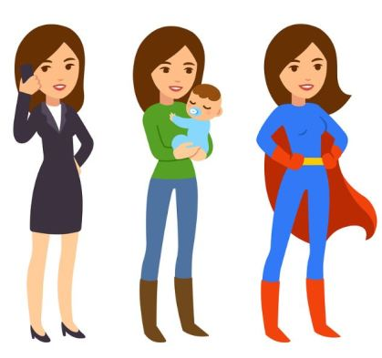 Superwomen needs to end